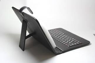 Чехол-клавиатура для планшета 8 дюймов Англ/Рус, фото 2