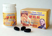 Твердый и Крепкий (Very Hard) - растительный препарат усиления потенции