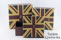 Коробка Английский флаг Union Jack