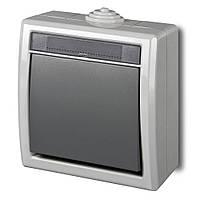 Двуклавишный выключатель герметичный AQUANT™