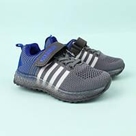Детские кроссовки мальчику тм Boyang размер 28,30
