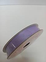 Лента однотонная репсовая Нежно-сиреневая 3 м, Dovecraft
