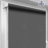 Короткие шторы в спальню DecoSharm Блекаут ВО 061 АКРИЛ