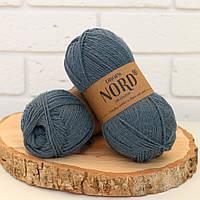 Пряжа Drops Nord - jeans blue, 16