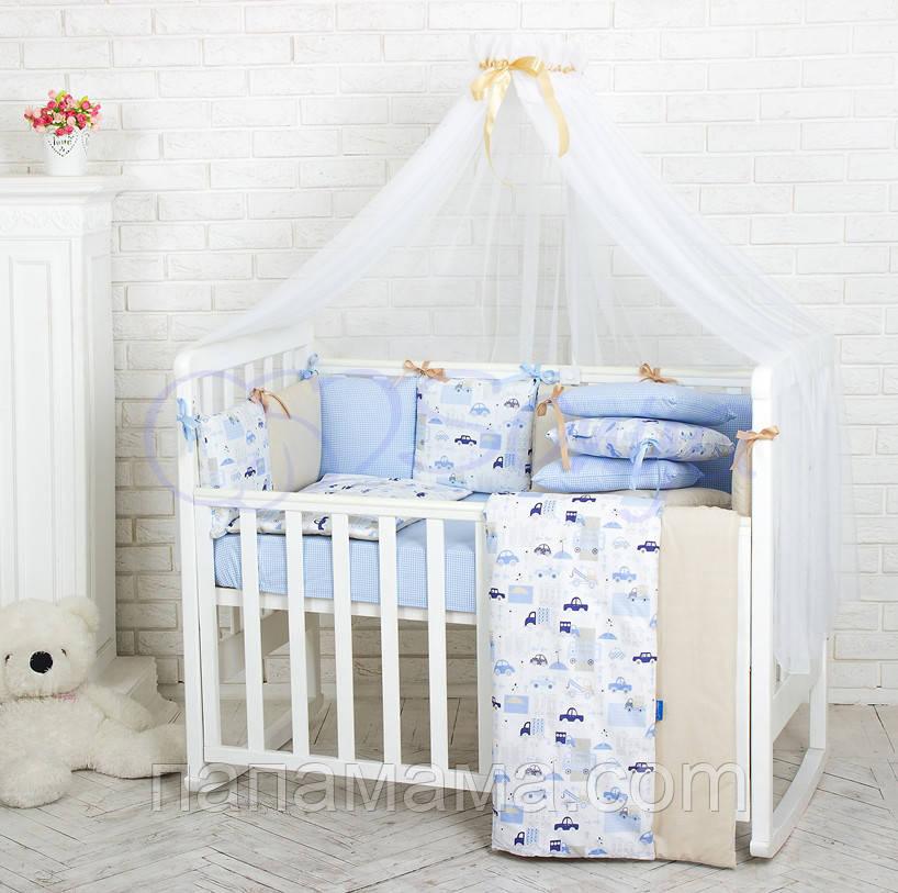 Комплект Baby Design Premium City