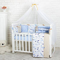 Комплект Baby Design Premium City, фото 1