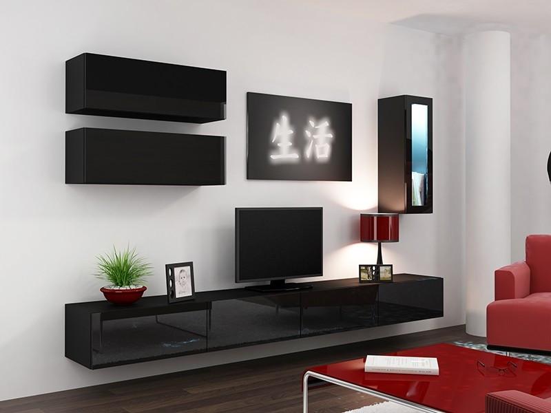 Гостиная VIGO 12 черный (Cama)