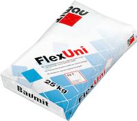 Еластичний клей для плитки Baumit FlexUni