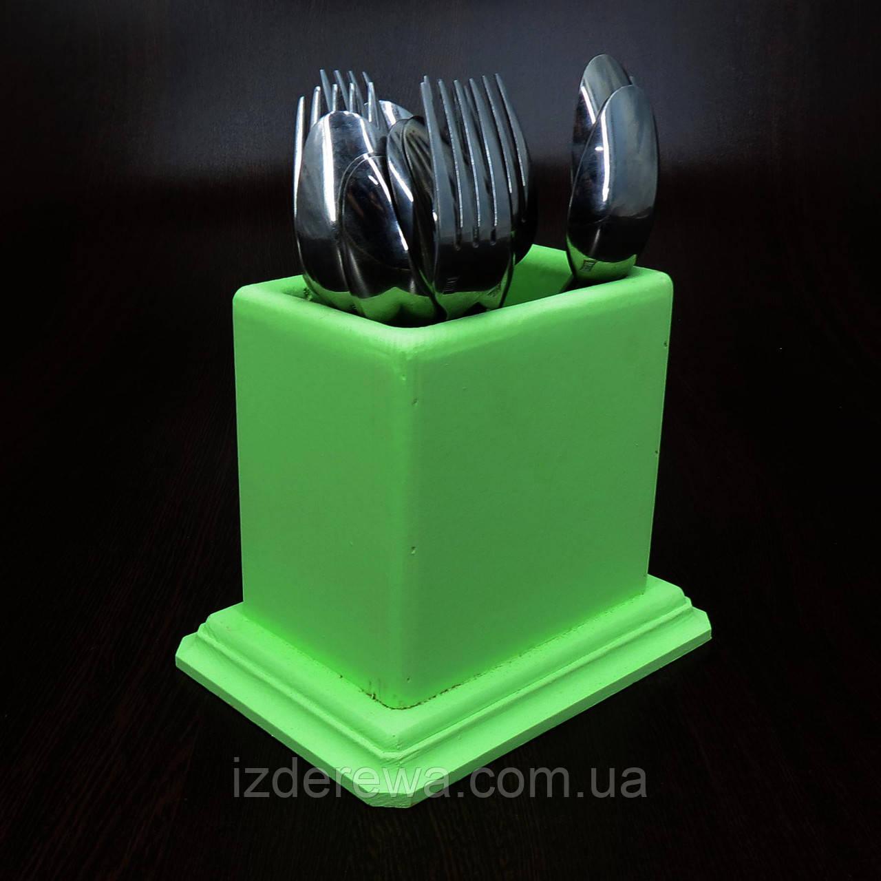 """Підставка для столових приладів """"Дольче"""" мохіто"""