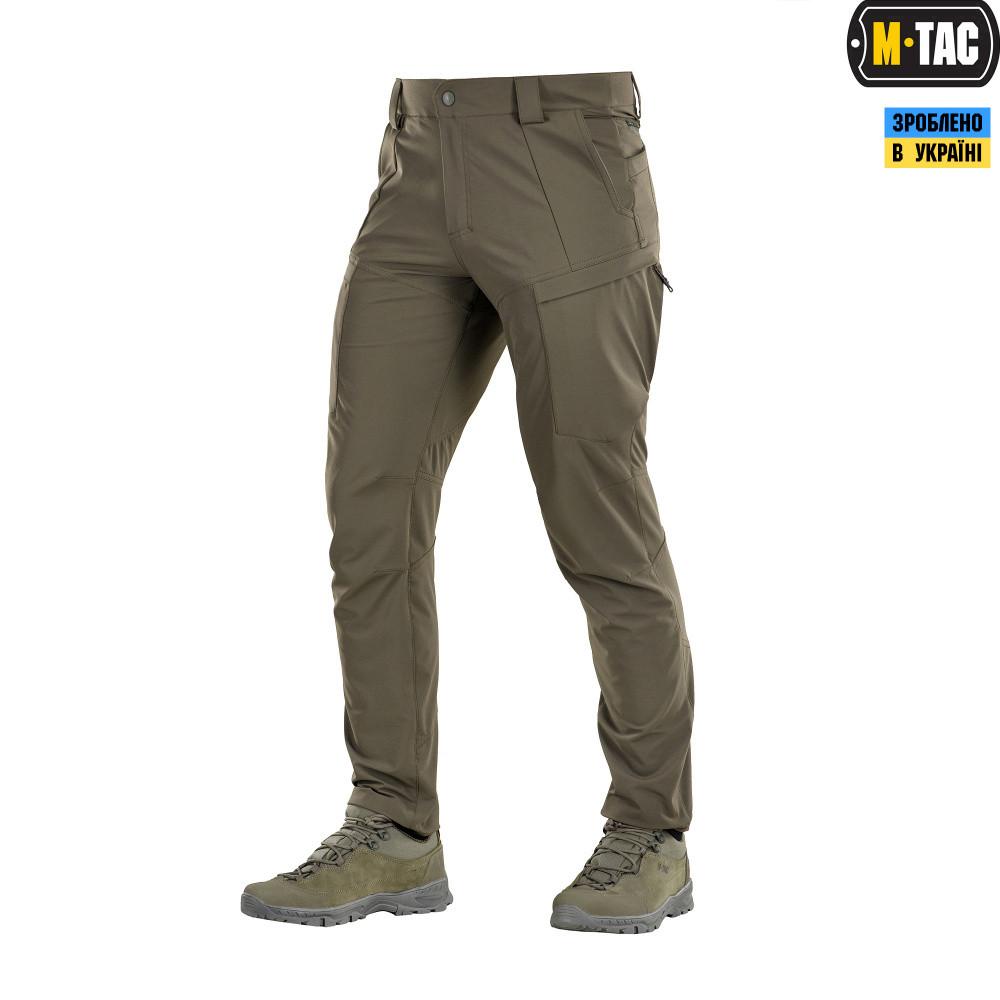 M-Tac брюки Sahara Flex Dark Olive