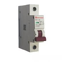 ElectroHouse Автоматический выключатель 1P 40A 4,5kA 230-400V IP20