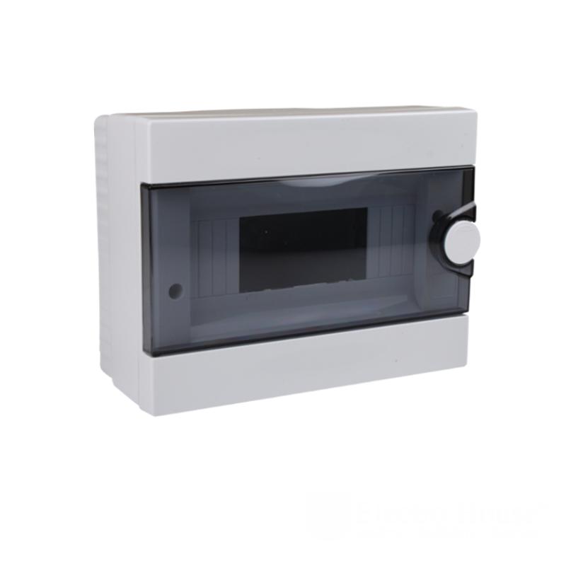 ElectroHouse Бокс пластиковий модульний для зовнішньої установки на 9 модулів
