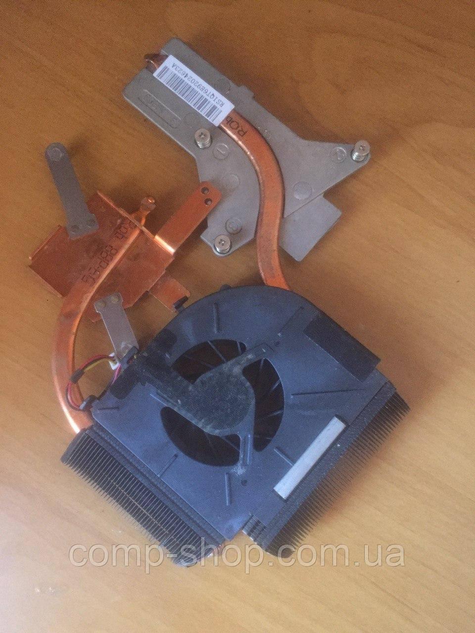 Часть системы охлаждения б/у оригинал 507124-001