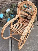 Качалка кресло детская | кресло-качалка плетеное с подставкой | кресло качалка для детей