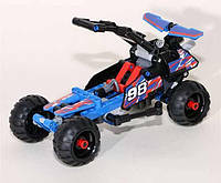 Конструктор 3411 «Внедорожный гоночный автомобиль» 160 дет