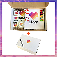 Подарочный набор Likee Box Набор Лайк White