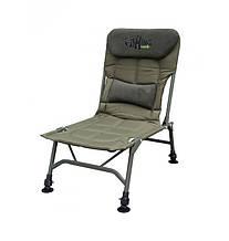 Кресло складное рыболовное карповое Norfin Salford 140кг без подлокотников NF-20602