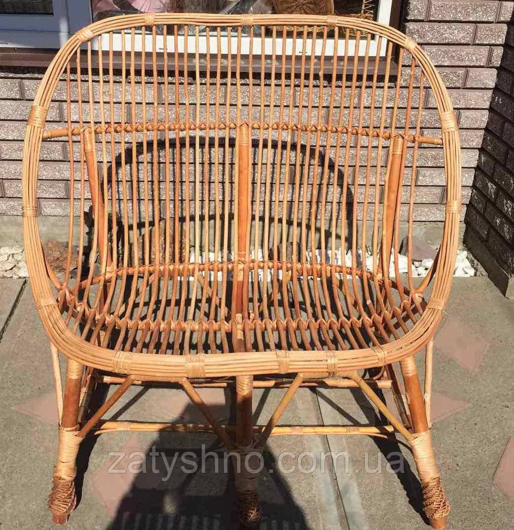 Диван плетеный для двоих  скамейка из лозы плетеная    диван плетеный яйцо