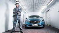Mazda запустила сервіс ремонту автомобілів з фото