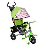 Триколісний велосипед на надувних колесах Super Trike Air 1407 (уцінка)