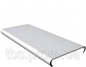 Реечные подвесные потоки Албес  A84A белый матовый A902 rus эконом