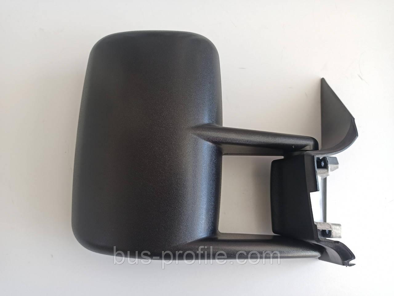 Зеркало заднего вида MB Sprinter/VW LT 96-, R (механика) — Solgy —  302002