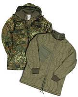 Куртка парка Германия с подстёжкой, фото 1
