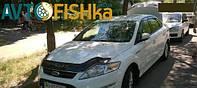 Мухобойка VIP Ford Mondeo  IV+ 2010-2015, фото 1