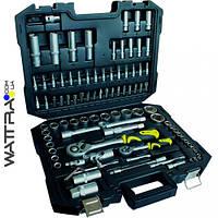 ⭐ Профессиональный набор инструментов 94 единиц СТАЛЬ (70013)