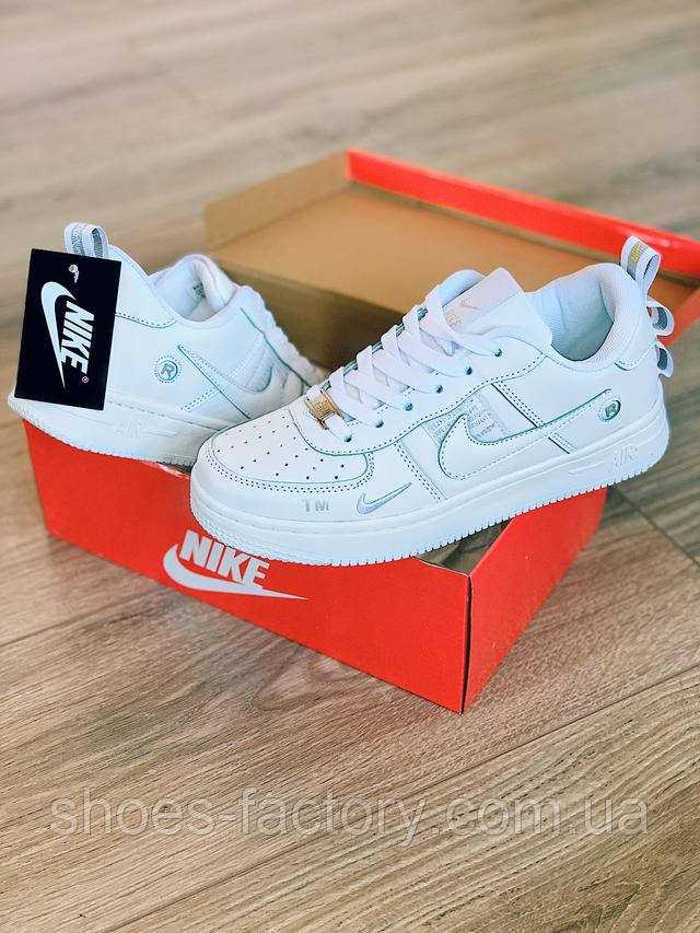 Nike Air Force 1 '07 Lv8 Utility, White