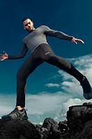 Копресіонні штани для активних, легінси, лосіни, тайтсы, фото 1