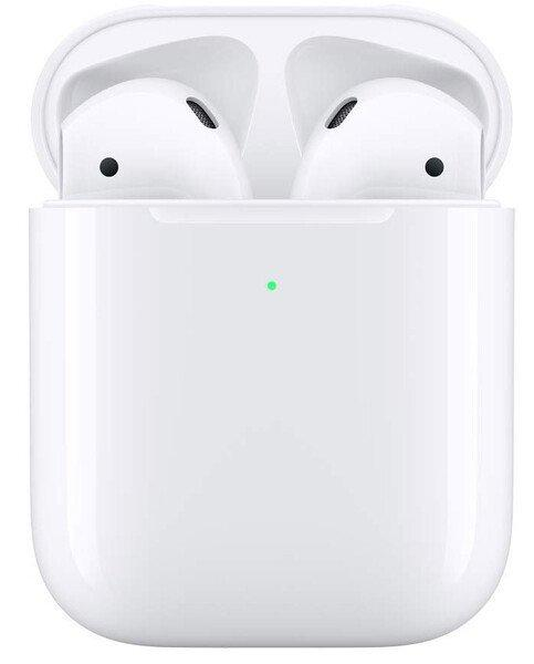 Навушники Apple AirPods 2 Wireless Charging Case (MRXJ2)