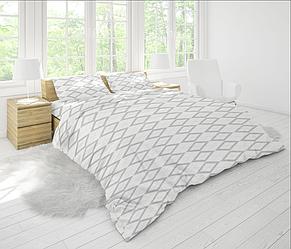 Ткань для постельного белья бязь Голд - Абстракция 01