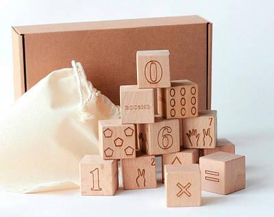 Розвиваючі кубики SMARTKIDS   Ігри на логіку   Логічні ігри   іграшки   Дерев'яні іграшки