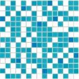 Стеклянная мозаика Багама светлая вариант 1 производства Китай