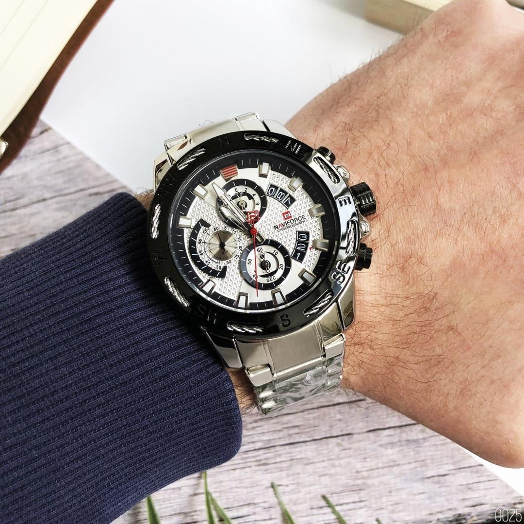 Купить мужские   часы NaviforceNF9165