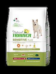 Корм Natural Trainer Dog Sensitive Medium&Max With Rabbit для середніх великих порід з кроликом 3кг