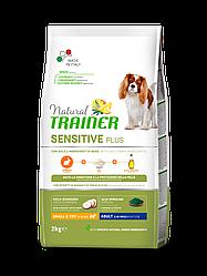 Корм Natural Trainer Dog Sensetive Mini Rabbit для собак малих порід з кроликом 2 кг