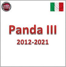 Panda III 2012-2021