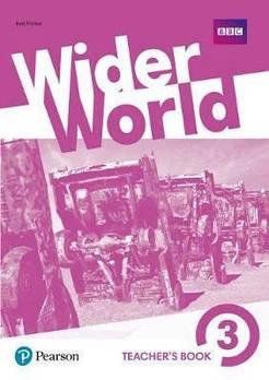 Wider World 3 Teacher's Book + MEL + Online Homework + DVD