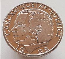 Швеция 1 крона 1998