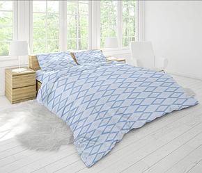 Ткань для постельного белья бязь Голд - Абстракция 02