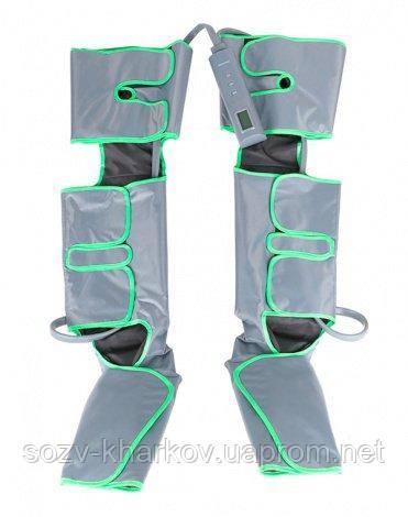 Апарат для пресотерапії і лімфодренаж ніг AMG 709PRO, Gezatone