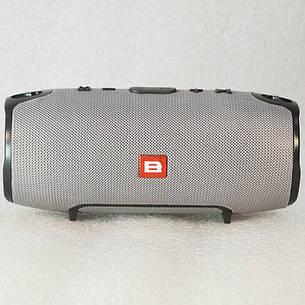 """Колонка Bluetooth """"B"""" XERTMT Little Сірий, фото 2"""
