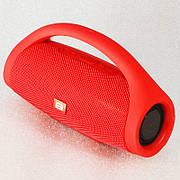 """Колонка Bluetooth """"B"""" Booms Box Mini Красный"""