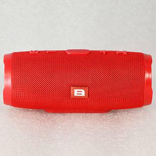 """Колонка Bluetooth """"B"""" Charge 3+ Mini Красный, фото 2"""