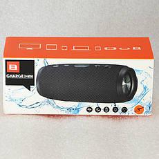 """Колонка Bluetooth """"B"""" Charge 3+ Mini Синий, фото 3"""