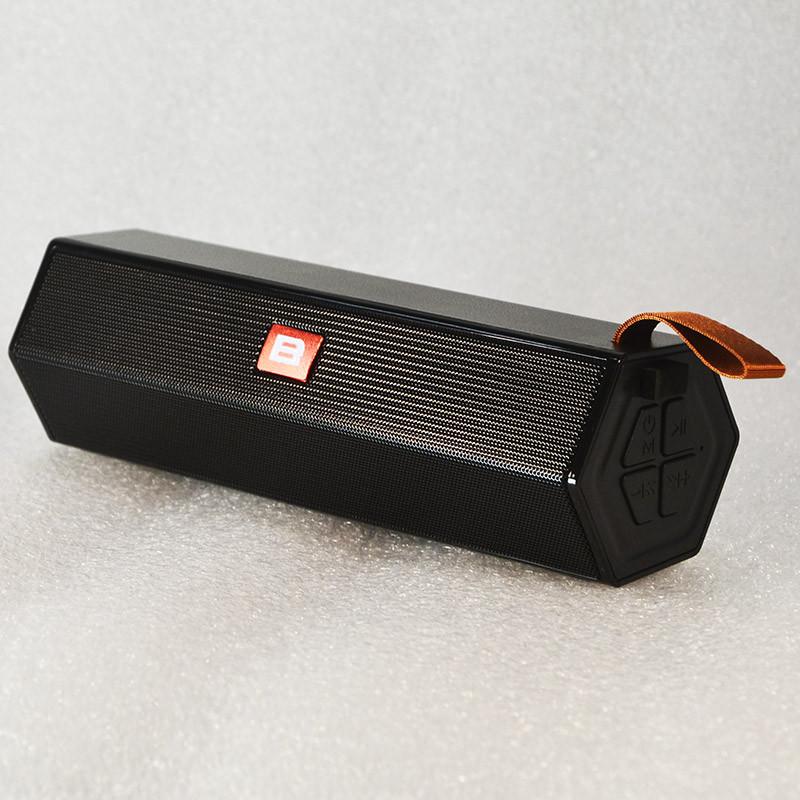 Колонка Bluetooth B LN-19 Чорний