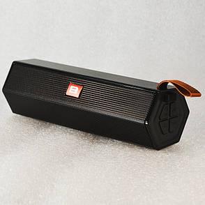 Колонка Bluetooth B LN-19 Чорний, фото 2