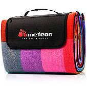 Коврик для пикника и пляжа водонепроницаемый Meteor MCells 180х200 см, разноцветная клетка
